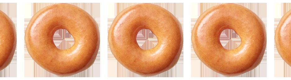 Original Glazed Donuts - Krispy Kreme